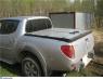 Крышка кузова Mitsubishi L200 New распашная, аллюминий
