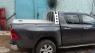 Крышка кузова Toyota Hilux new распашная, аллюминий