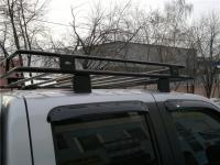 Багажники на Mazda BT50 стальной